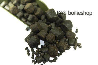 Coppens Premium Select Halibut pellets mix diverse millimeters